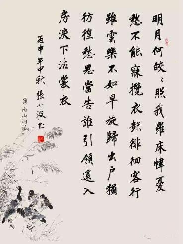 明月何皎皎