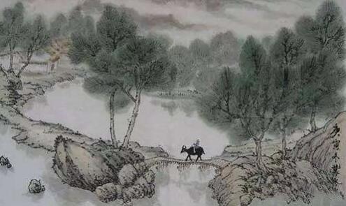 安公子·远岸收残雨