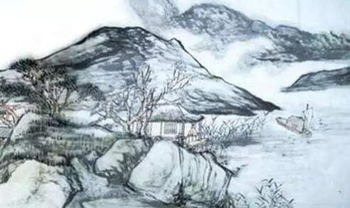 离亭燕·一带江山如画