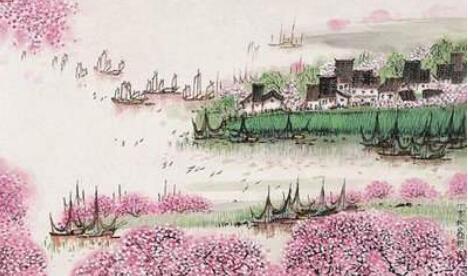 玉楼春·春景
