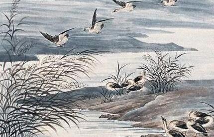 渔家傲·近日门前溪水涨