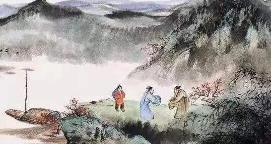 卜算子·送鲍浩然之浙东