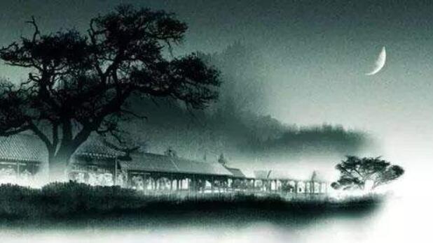 望江南·天上月